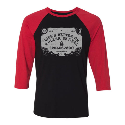 Ouija Baseball Shirt