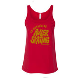 I'd Rather Be Roller Skating Tank Top