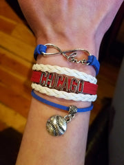Ladies Chicago Bracelet