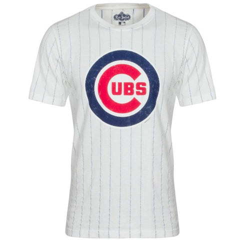 Chicago Cubs Striped Bullseye Logo