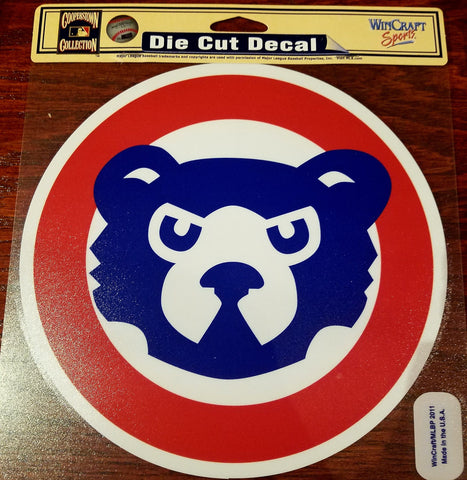 Chicago Cubs Decal 1994 Logo