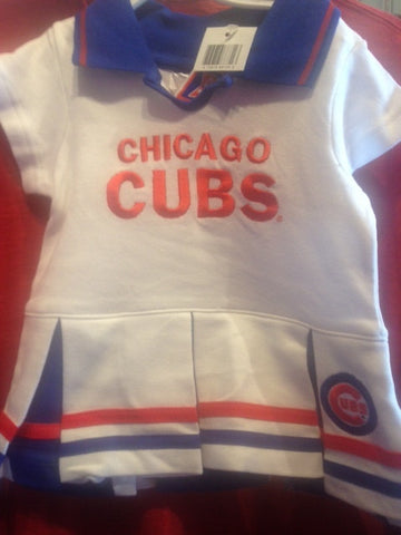 chicago cubs baby cheerleading