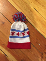 Four Star Chicago Beanie Hat