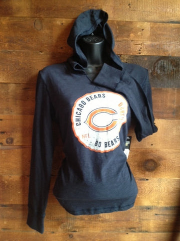 Womens Chicago Bears PrimeTime Hood
