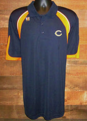 Men's Polo Chicago Bears Navy NFL