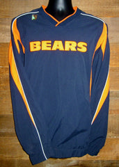 Men's Chicago Bears Navy Blue Pullover