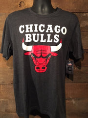 Chicago Bulls Dark Gray T-Shirt