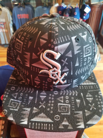 New Era  Custom  Sox Snap Back