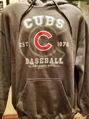 Chicago Cubs Baseball Hoodie