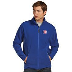 Chicago Cubs Men's Fleece Full Zip