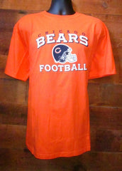 Men's T-Shirt Chicago Bears Football Orange Reebok
