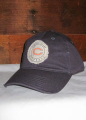"Hat Bears Grey ""Chicago Bears Football"" Patch"