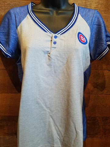 Chicago Cubs Ladies Bullseye Logo