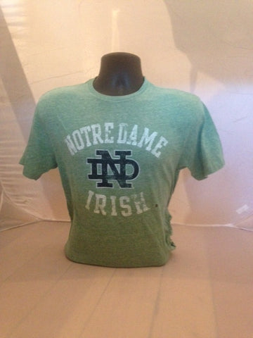 Green Notre Dame Irish T Shirt