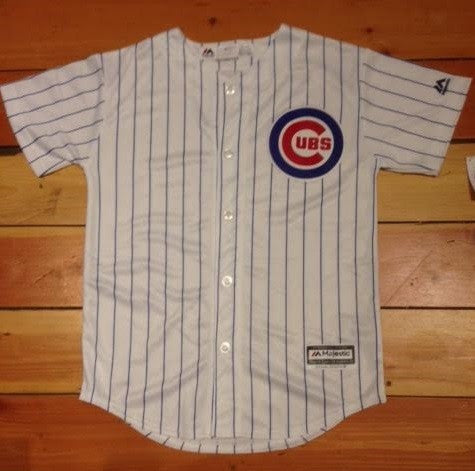 Chicago Cubs Cool Base Youth Jersey