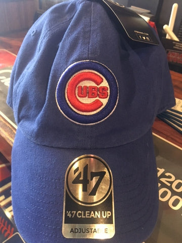 Chicago Cubs 47 Brand Bulls Eye Cap