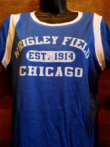 Wrigley Field Chicago Crew Neck