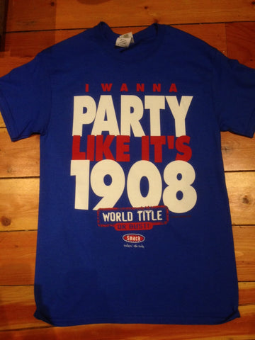 Party Like its 1908