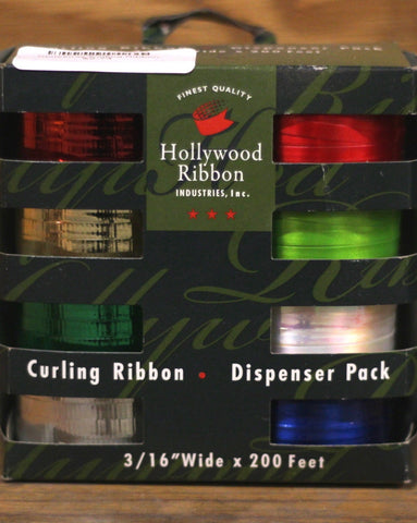 Christmas Curling Ribbon