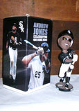 Chicago White Sox Andruw Jones Bobblehead