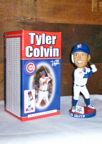 Chicago Cubs Tyler Colvin