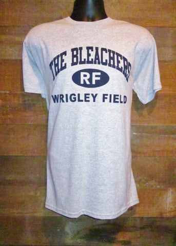 Men's T-Shirt Chicago Cubs Wrigley Field Bleacher RF