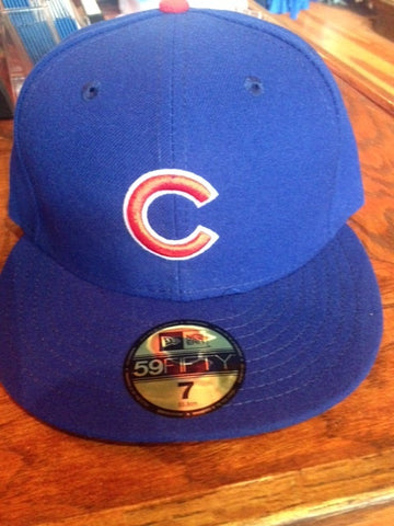 Chicago Cubs Snapback fitted 59fifty Hat