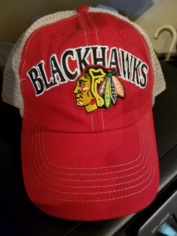 Black Hawks Trucker Hat