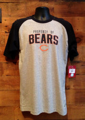 Youth T-Shirt Property of Chicago Bears