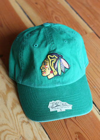 Hat Chicago Blackhawks Various Colors with Logo