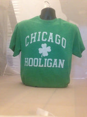 Green Chicago Hooligan T shirt
