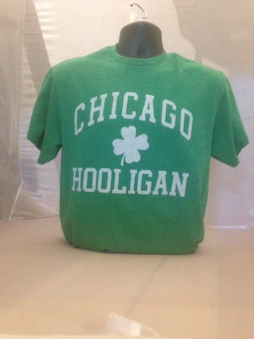 Green Chicago T shirt