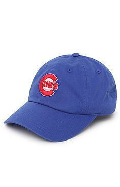 Chicago Cubs Adjustable Baseball Cap
