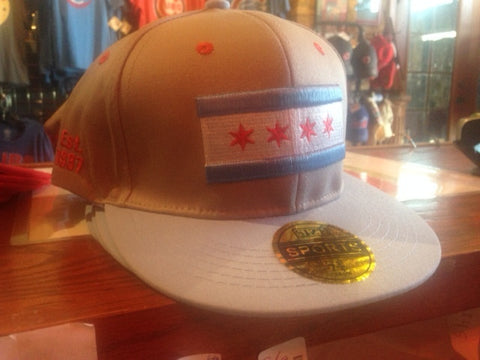 Chicago Flag Hat