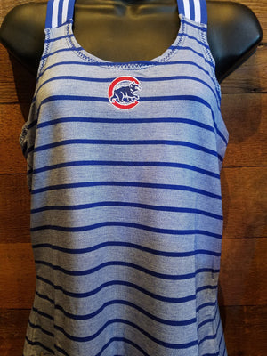 Chicago Cubs Ladies Racerback Tank Top