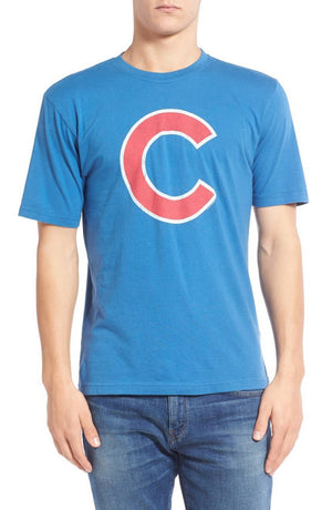 Chicago Cubs Red Jacket Tee
