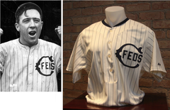 Chicago Cubs Feds Jersey