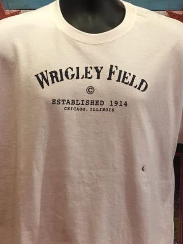 Wrigley Field Chicago T-Shirt