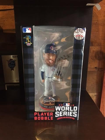 Chicago Cubs Jake Arrieta Bobblehead