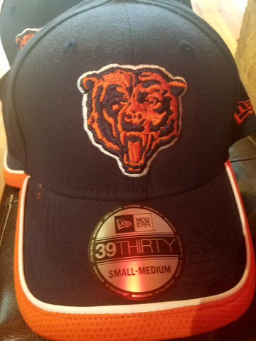 New Era Fitted Bears Hat