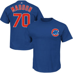 Chicago Cubs Joe Maddon Player Tee