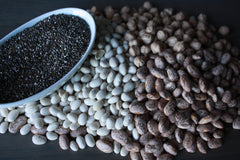 beans and chia for gluten free nutrition