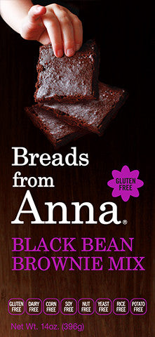 Black Bean Brownie Mix