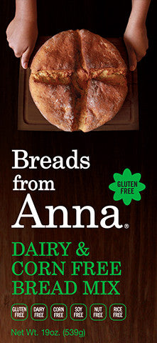 Dairy & Corn Free Bread Mix