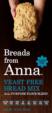 Yeast Free Bread Mix