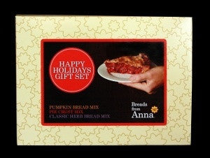 Happy Holidays Gluten-Free Gift Set