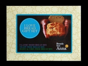 I Love Bread Gluten-Free Gift Set