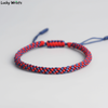 """Electric"" - Hand Crafted Lucky Knot Bracelets"
