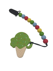 Ice Cream Cone teether