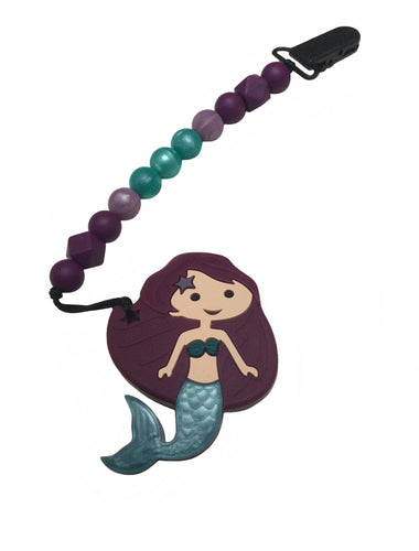 Mermaid teether